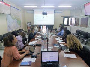March 2019. CWG Dashboard presentation Dakar, Senegal.