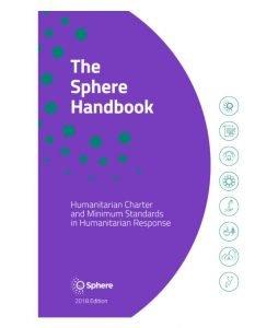 Sphere handbook 2018