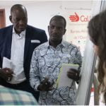 Participants engaging in a regional workshop held by the CaLP West Africa Team